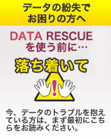 Data Rescue II の画像